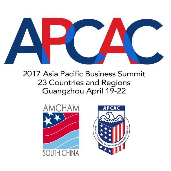 2017 Asia Pacific Business Summit   AmCham South China on EventBank