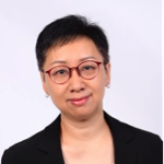Priscilla Wong (Teacher of Corporate Coaching and Leadership Development Program at Institute of China Business, Hong Kong University SPACE)