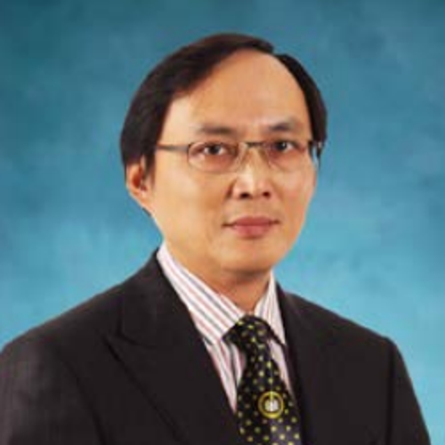 Professor Manson Fok (Founding Dean, Faculty of Medicine at the Macau University of Science and Technology)